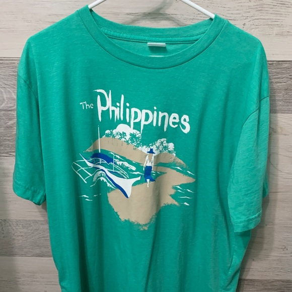 The Philippines Printed Tee